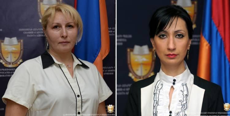 Երկու կին փաստաբան է ձերբակալվել