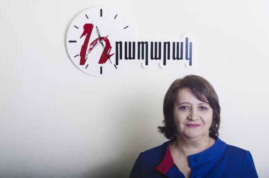 Հասմիկ Բաբաջանյան